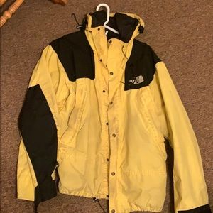 Vintage the north face gore Tex coat